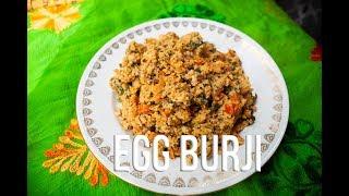 Egg Burji | Яйца со специями