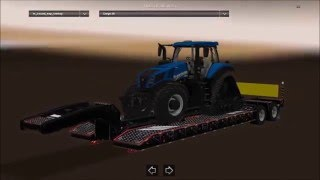 This mod adding Overweight Trailers 31 cargo  Tested version 1.2 The trailer is standalone The trailer are in traffic Compatible with all trailer packs * Respect the download link *