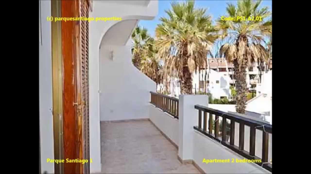Parque Santiago 1 Apartment 2 Bedrooms 245 000 Ps1a201 Youtube
