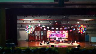 (PART2) Thailand's Performance - IIUM Ummatic Week 2011 Taken By Me