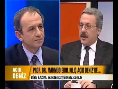 AÇIK DENİZ  PROF  DR  MAHMUD EROL KILIÇ