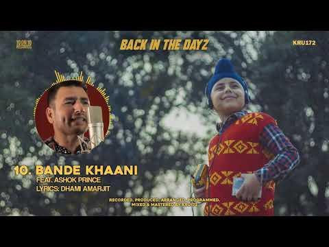 10 - Bande Khaani (Feat. Ashok Prince)