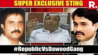 Watch: Republic TV's Exclusive Sting Exposes Dawood Gang's Operations