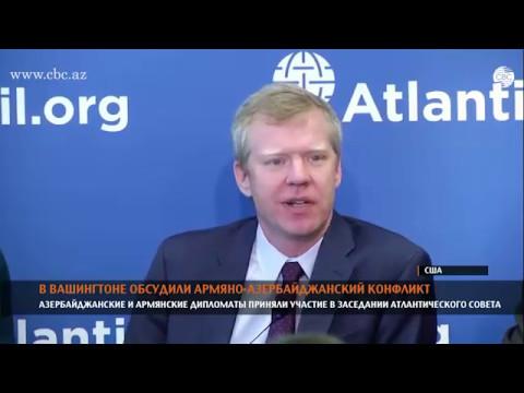 В Вашингтоне обсудили армяно-азербайджанский конфликт