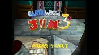 Earthworm Jim 3D Walkthrough Part 01