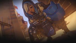 Overwatch New Hero Ana Gameplay Trailer