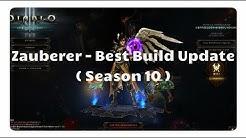 Zauberer: Der beste Build für Season 10 (Speedbuild Update)