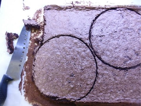 MARQUISE AL CACAO di ERNST KNAM   base per torte e mousse / RICETTE DI GABRI