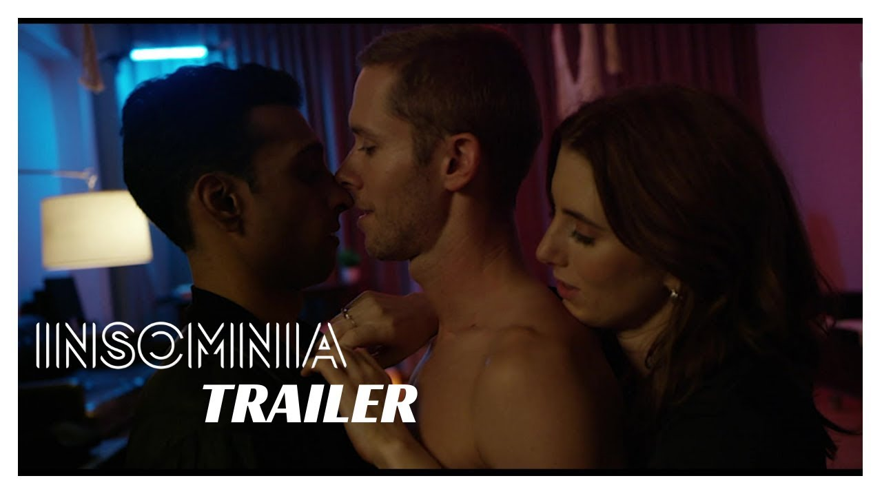 INSOMNIA Limited Series Trailer (2019)