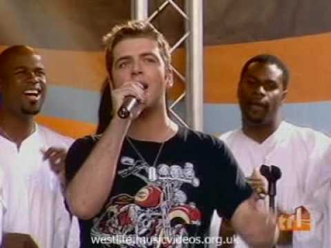 Westlife Hey Whatever live
