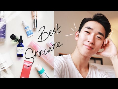 BEST SKINCARE I Used In 2019 | January.