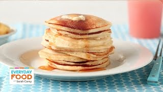Easy Mother's Day Pancake Recipe - Everyday Food With Sarah Carey