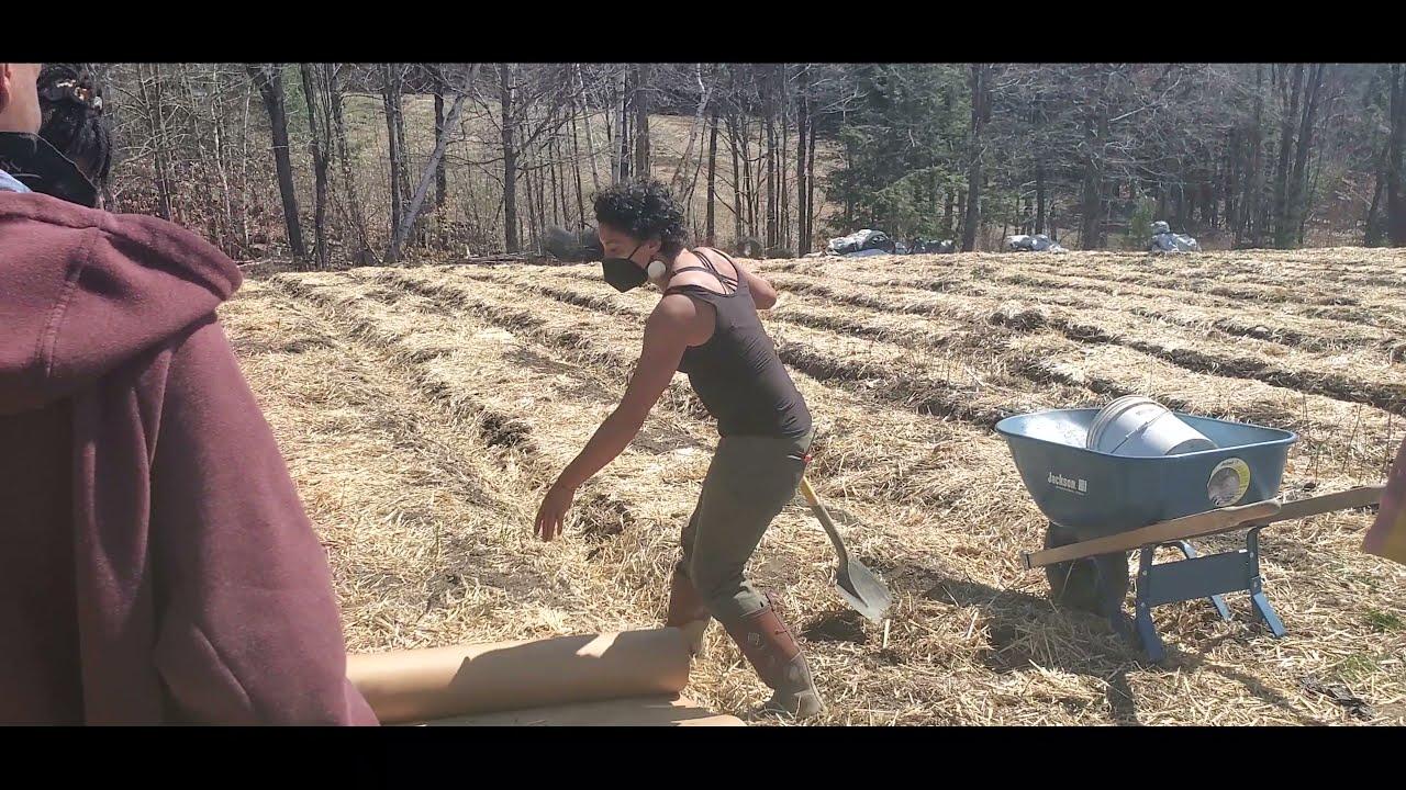 Lessons With Leah Penniman At Soul Fire Farm! (Farming While Black)