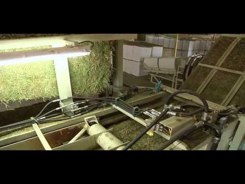Hay Express Hay Press Machine