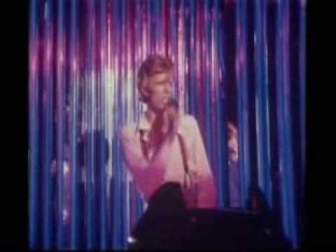 DAVID BOWIE - TIME  (Diamond Dogs Tour)