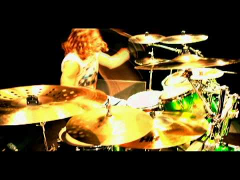 "HAVOK - ""Covering Fire"" - Pete Webber Drum Cam"
