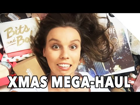XMAS Gift Mega Haul — Australian