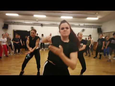 Latifah, Ali B, Dyna \u0026 Double-B - Binnen Ben - Livia Furrer Choreography