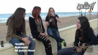 Entrevista Sylvania - Metalowarriors