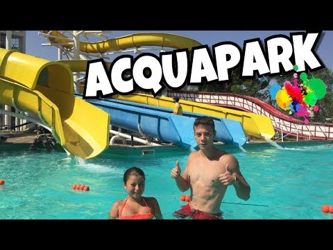 BAMBINI VS ADOLESCENTI ALL' ACQUAPARK