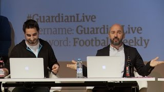 Football Weekly: live in London | Guardian Live