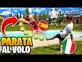 PARATA al VOLO CHALLENGE in PISCINA! EURO 2020 con gli ELITES!