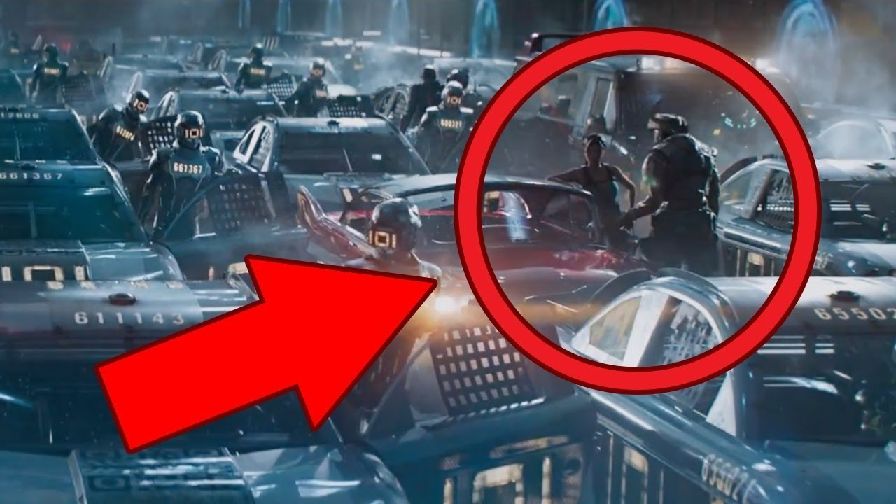 Ready Player One – 16 Pop Culture Easter Eggs From the Trailer