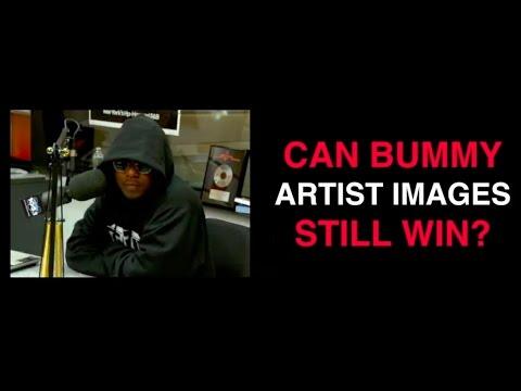 """Can """"bummy"""" Artist Images Win? (Image Series Part 3)"""