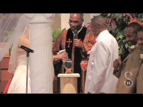 Deloris & Vernon Wedding Sand Ceremony