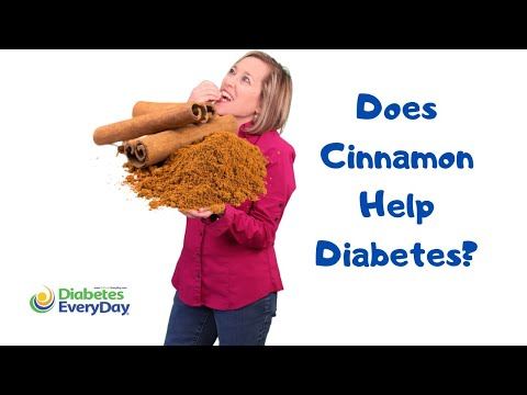 Does Cinnamon Help Diabetes?