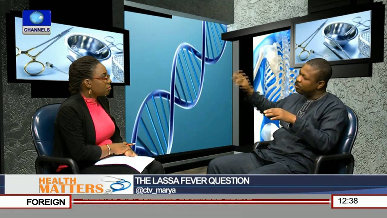 Health Matters Dwells On The Lassa Fever Question Pt 1