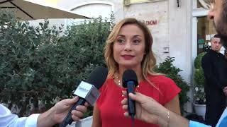 Letizia D'Amato inaugura DigithOn 2019