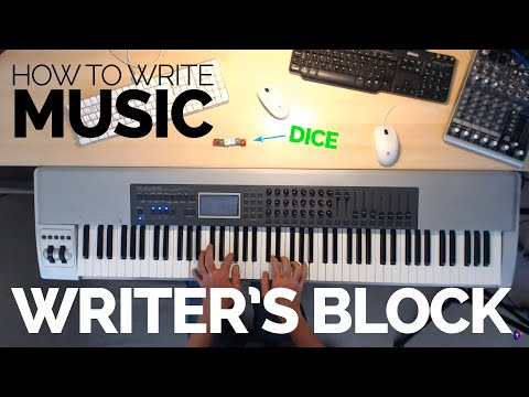 How To Write Music When You've Got Writer's Block