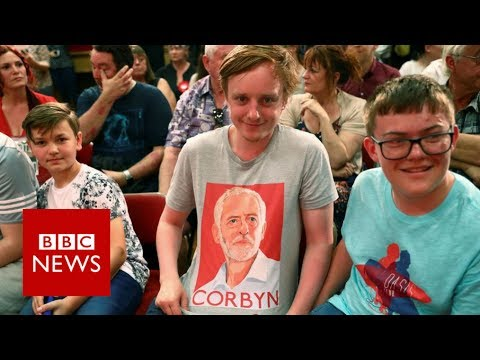 Why were young voters drawn to Jeremy Corbyn? BBC News