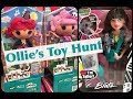 Toy Hunt! Lalaloopsy & Bratz Doll Finds, Miraculous Ladybug & More from Toys R Us at Ollie's Outlet!