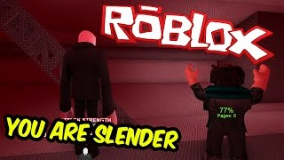 ROBLOX - Can We Be Friends? - Stop It, Slender! [Xbox One Edition]