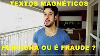 📖Livro Textos Magnéticos Funciona? É Confiável? Vale a P…