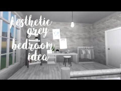 Roblox Bloxburg Aesthetic Bedroom Ideas 4k Youtube