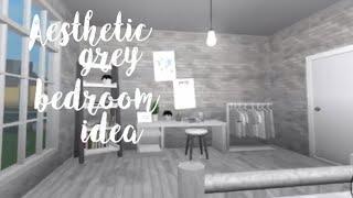 ROBLOX  BLOXBURG~ Aesthetic bedroom ideas (4K)