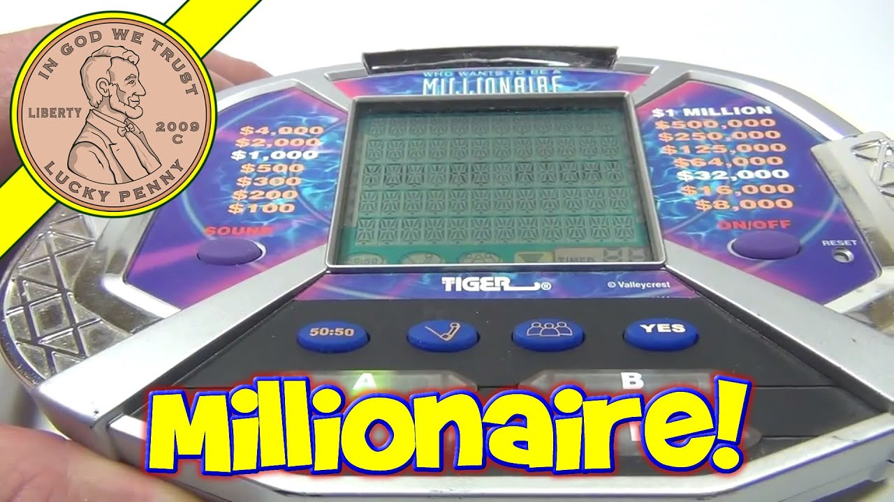 Image Result For Electronic Who Wants To Be A Millionaire