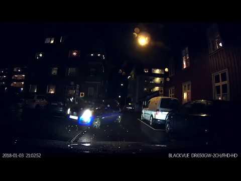 Dashcam Jönköping #85 Bad Driving mm.
