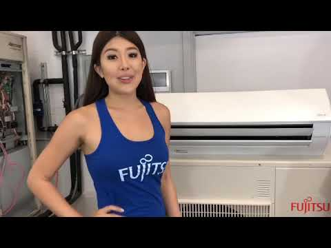 FUJITSU FILTER CLEANING