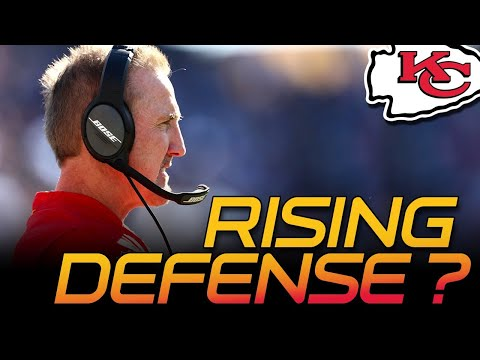 Chiefs Take AFC West With Defense Rising - Aimed At Patriots | Kansas City Chiefs News NFL 2019