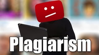 PLAGIARISM ON YOUTUBE