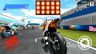 Motogp Racing '18   Gameplay Android Game   Motorcycle Racing Game