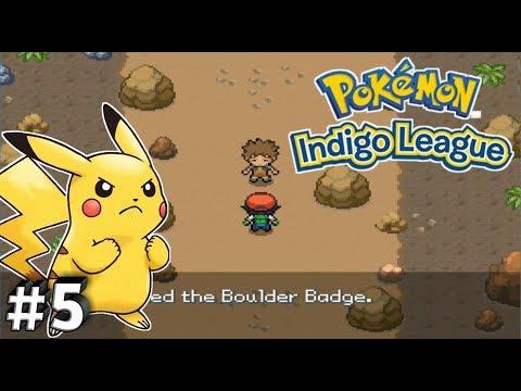 Pokemon Indigo League Gameplay Walkthrough...