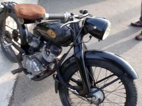 Moto NSU FOX 1950