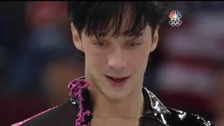 Johnny Weir -  OG 2010 - SP