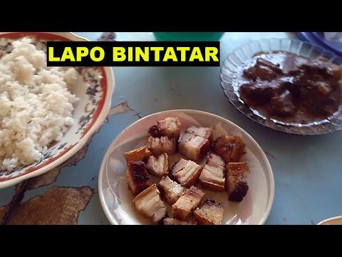 Tarutung Street Food: Lapo Bintatar | Makan Enak | Indonesia street food