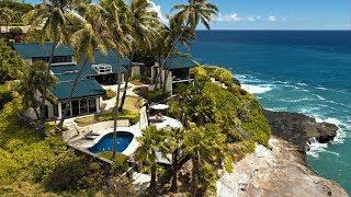 Video Hawaii Luxury Oceanfront Estate in 4K download MP3, 3GP, MP4, WEBM, AVI, FLV Agustus 2018